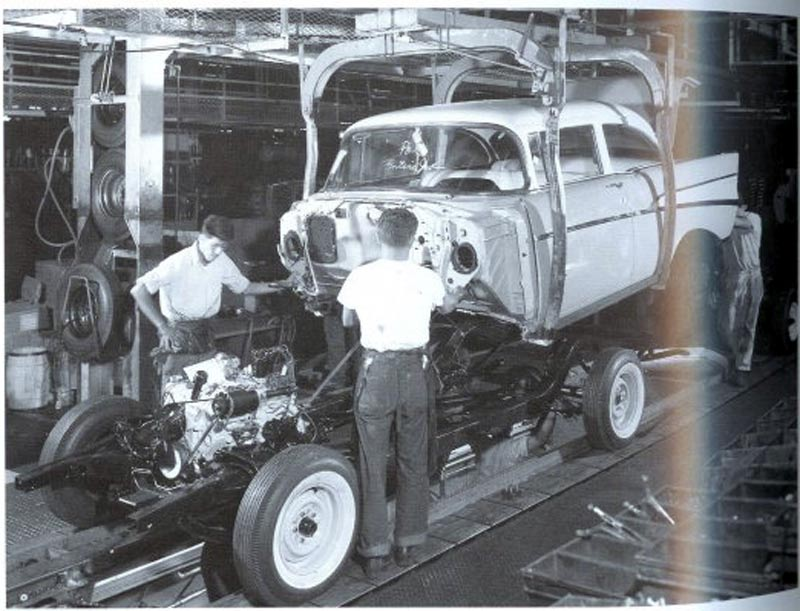 How Would You Do Page 2 Trifive Com 1955 Chevy