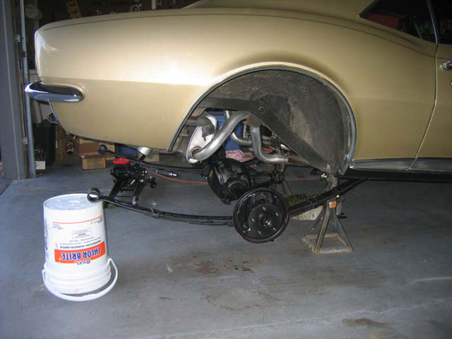 Removing A Rear Differential Team Camaro Tech